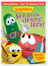larry learns to listen and bob lends a helping veggietales dvds
