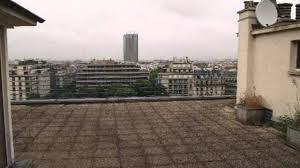 Appartement Toit Terrasse Paris Paris Appartement Parking Sous Sol Terrasse 60m Véran Youtube