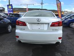 lexus cars for sale new zealand 2006 lexus is 350 for sale auckland justcar co nz