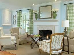 Yellow And Green Living Room Curtains Photo Page Hgtv