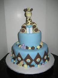 baby shower full sheet cake buttercream gum paste bow its a boy