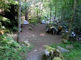 Nc State Parks Map by Washington State Lists Parks With Bike Hike Campsites Biking Bis