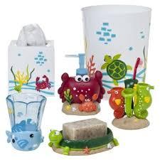 Kids Bathroom Sets Bathroom Accessories Kids Interior Design