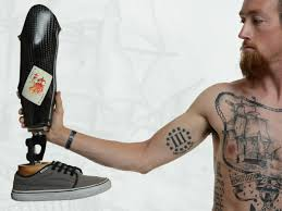 chris brown leg tattoo vets reveal the stories in their tattoos in new exhibit u0027war ink