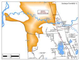 Alaska Wildfire Road Closures by Sockeye Fire Ak Fire Info Page 3