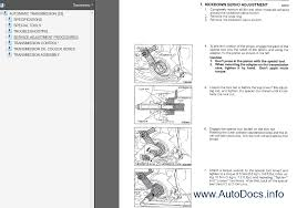 mitsubishi colt lancer 1993 1995 service manual repair manual