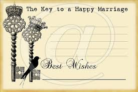 wedding wishes and advice groom skeleton key best wishes printable wedding advice