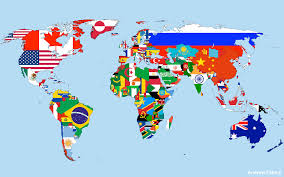 Istanbul On World Map by Geographical World Map