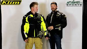 safest motorcycle jacket klim badlands jacket review for atv u0026 sports touring youtube