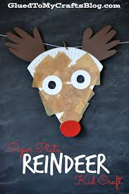 reindeer crafts kids can make 10 fun ideas letters from santa