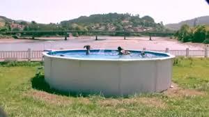 amenagement autour piscine hors sol principe de montage de piscine hors sol ronde gre vidéo dailymotion