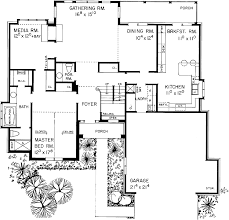 bungalow house plans with basement walkout bungalow house plans part 5 walkout basement plans