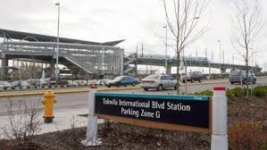seatac light rail station tukwila international boulevard station sound transit