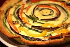 pour ceux qui aiment cuisiner cuisiner les légumes beau photos tarte spirale aux légumes pour ceux