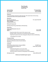 Barista Resume No Experience Affordable Papers Revision Policy Essays On Television Advantages