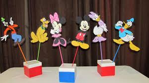 mickey mouse clubhouse centerpieces mickey mouse clubhouse wall decals at home and interior design ideas