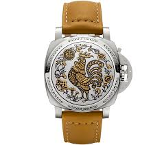 watch wednesday panerai u0027s luminor 1950 year of the rooster surface
