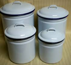 white kitchen canisters sets white farmhouse kitchen canisters quicua