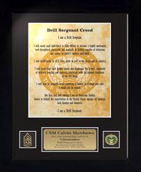 retirement plaques army creed retirement plaques