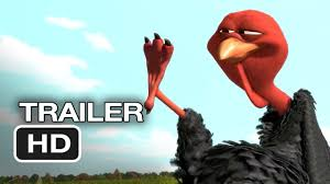 thanksgiving comedy movies free birds official trailer 1 2013 owen wilson animated movie