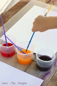 homemade scented watercolor paint recipe learn play imagine