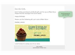 gift card email magento gift card extension magento gift certificates vouchers
