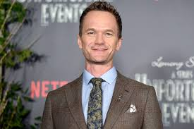 neil patrick harris gets his first tattoo in honor of his netflix show