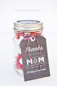 53 Coolest Diy Mason Jar Gifts Other Fun Ideas In A Jar Diy Joy Simple Mason Jar Gifts With Printable Tags Jar Gift And