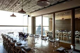 Aqua Dining Room by Aqua Shard Private Dining Decoration Home Interior
