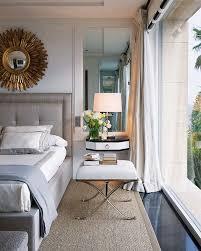 wall mounted nightstand transitional bedroom nuevo estilo