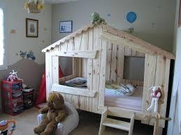 chambre cabane enfant lit cabane enfant 3 4 liteblue postal ease alondra info