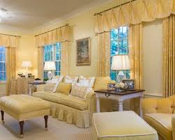 livingroom curtain yellow walls with curtains houzz