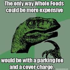 Whole Foods Meme - update sell side response to whole foods wfm strategy shift