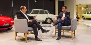 nissan australia managing director interview with a ceo mazda australia managing director martin