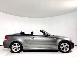 bmw convertible 1 series 2013 bmw 1 series 128i convertible premium pkg ambient light