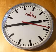 omega clock ebay