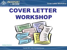 Cover Letter Workshop cover letter workshop 1 638 jpg cb 1391647986