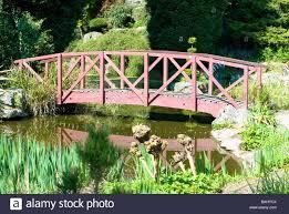 japanese garden avenham park preston stock photo royalty free