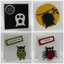 stampin up halloween stamps halloween punch art with the stampin u0027 up owl builder punch