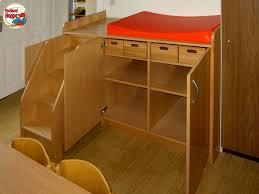 treppe fã r wickeltisch kindermöbel für unsere kleinen kunden und eltern und