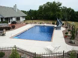 Pools Backyard Best 25 Rectangle Pool Ideas On Pinterest Backyard Pool