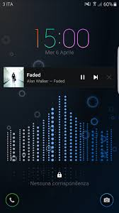 psa you can have a music visualizer in your lockscreen galaxys7