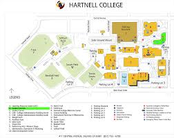 Map Service Center Hartnell College