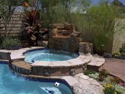 swimming pool and spa design home design ideas