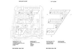 commercial building floor plans gallery of centre of administration in wielka wies ovo