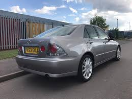 lexus for sale west midlands lexus is 200 2 0 le 4dr priced to sell in solihull west