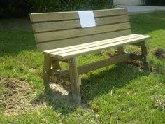 Construction Plans For A Wooden Bench by Park Bench Plans Park Bench Plans Free Outdoor Plans Diy