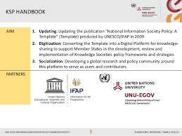 foroegovar unu egov and knowledge societies policy handbook project