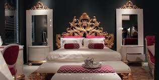 Baroque Bedroom Furniture  Such As The Nobles Sleep Interior - Baroque interior design style