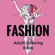 fashion coloring book coloring pages coloring pages